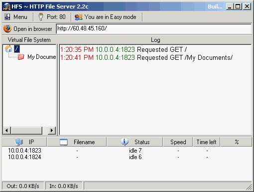 http-file-server